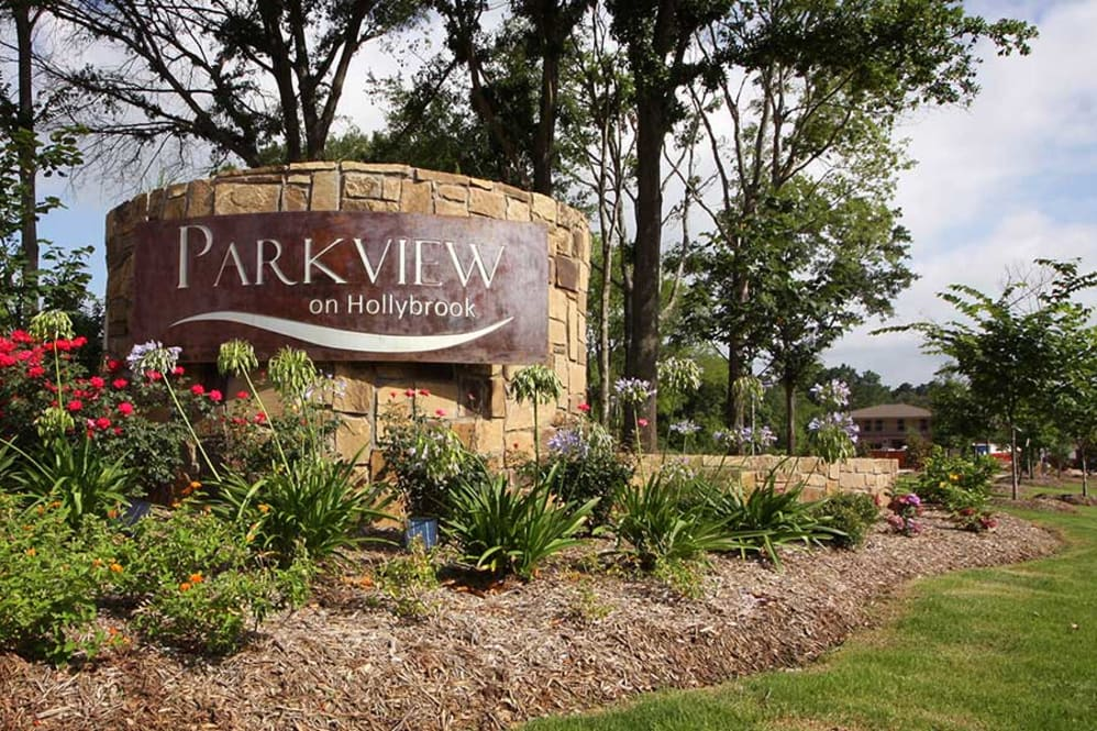 Front Signage